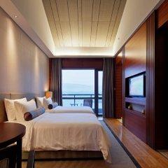 Отель Jinling Resort Tianquan Lake 5* Номер Делюкс с различными типами кроватей фото 2