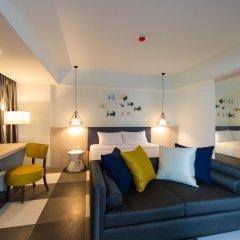 Krabi SeaBass Hotel 3* Люкс с различными типами кроватей фото 2