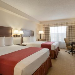 Отель Country Inn & Suites by Radisson, Calgary-Airport, AB Канада, Калгари - отзывы, цены и фото номеров - забронировать отель Country Inn & Suites by Radisson, Calgary-Airport, AB онлайн комната для гостей фото 5