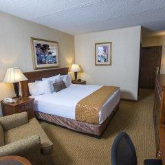 Отель Best Western Plus Waterbury - Stowe 3* Стандартный номер с различными типами кроватей фото 2