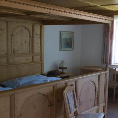 Hotel La Soglina 3* Стандартный номер с различными типами кроватей фото 5