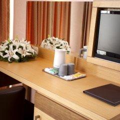 Отель Remi 4* Стандартный номер с двуспальной кроватью фото 2