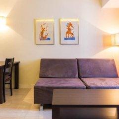 Apart-Hotel Serrano Recoletos 3* Апартаменты фото 21
