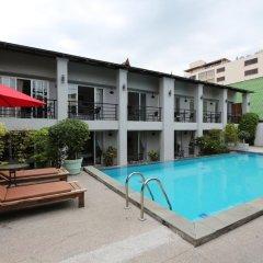 Отель The Nest Resort 3* Улучшенный номер двуспальная кровать фото 6