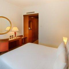 Отель NH Roma Villa Carpegna 4* Улучшенный номер с различными типами кроватей фото 2