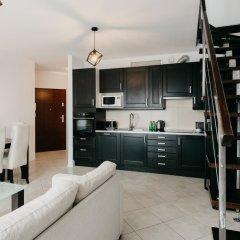 Отель EXCLUSIVE Aparthotel Улучшенные апартаменты с различными типами кроватей фото 13