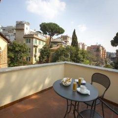 Hotel Residence Villa Tassoni балкон