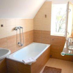 Отель Pensjonat Irena Польша, Сопот - отзывы, цены и фото номеров - забронировать отель Pensjonat Irena онлайн ванная