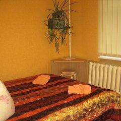 Central Park Hostel Стандартный номер с двуспальной кроватью (общая ванная комната) фото 3