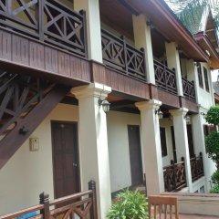 Отель Villa Saykham балкон