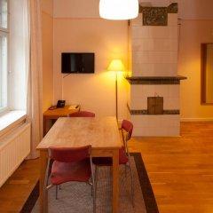 Отель Hellsten Helsinki Senate 3* Студия с разными типами кроватей фото 9
