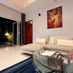 Отель Phuket Lagoon Pool Villa 4* Вилла разные типы кроватей фото 19