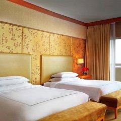 Отель Swissotel The Stamford 5* Представительский номер с различными типами кроватей фото 3