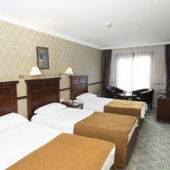 Topkapi Inter Istanbul Hotel 4* Стандартный семейный номер с двуспальной кроватью фото 9