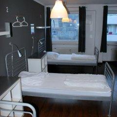 Station - Hostel For Backpackers Кровать в общем номере фото 11