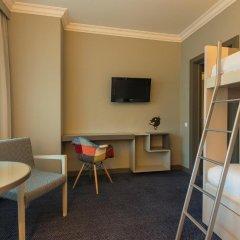 Отель HF Ipanema Park 5* Стандартный номер с различными типами кроватей фото 5