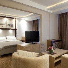 Отель Tulip Inn Putnik Белград комната для гостей фото 5