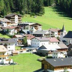 Отель Der Pitztaler Kirchenwirt спортивное сооружение