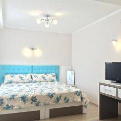 Апартаменты White Rose Apartments Стандартный семейный номер разные типы кроватей фото 6