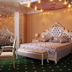 Гостиница Гарден 3* Люкс с двуспальной кроватью фото 5
