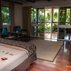 Отель First Landing Beach Resort & Villas 3* Бунгало с различными типами кроватей фото 4