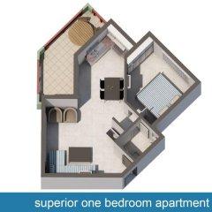 Апартаменты Artemis Cynthia Complex Улучшенные апартаменты с различными типами кроватей