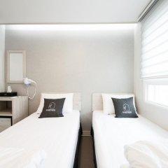 K-Grand Hotel & Guest House Seoul 2* Стандартный номер с 2 отдельными кроватями фото 3
