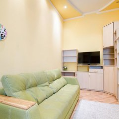 Гостиница Lvivyanka комната для гостей фото 2
