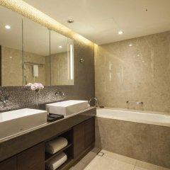Отель Ascott Raffles City Chengdu Студия Делюкс с различными типами кроватей фото 4