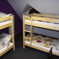 John Galt Hostel Brno Кровать в общем номере