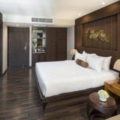 Отель Casa Nithra Bangkok 4* Улучшенный номер фото 5