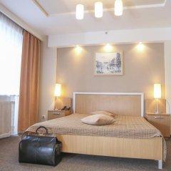 Гостиница Dnipropetrovsk Днепр комната для гостей фото 4