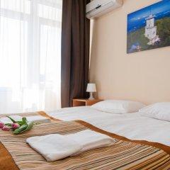 Гостиница Замок Сочи 3* Стандартный номер с двуспальной кроватью фото 7