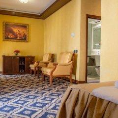 Hotel Cattaro 4* Номер Делюкс с двуспальной кроватью фото 4