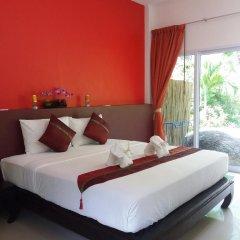 Отель Siva Buri Resort 2* Номер Делюкс с различными типами кроватей фото 19