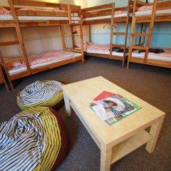Мир Хостел Кровать в женском общем номере двухъярусные кровати фото 4