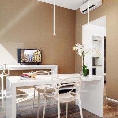 Апартаменты Glamour Apartments Студия Эконом с различными типами кроватей фото 2
