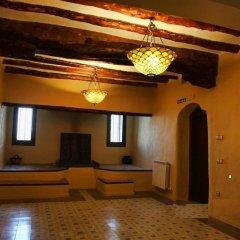 Hotel Santuario De Sancho Abarca Аблитас интерьер отеля фото 2