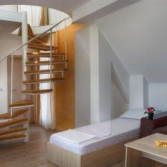 Отель Vanilla Garden Apartcomplex Болгария, Солнечный берег - отзывы, цены и фото номеров - забронировать отель Vanilla Garden Apartcomplex онлайн комната для гостей фото 4