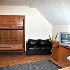 Апартаменты TES Royal Plaza Apartments Боровец комната для гостей фото 2