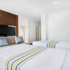The Phoenix Hotel Bangkok 3* Люкс с различными типами кроватей