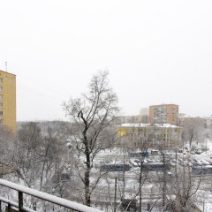 Гостиница Apart Lux Сокол в Москве 1 отзыв об отеле, цены и фото номеров - забронировать гостиницу Apart Lux Сокол онлайн Москва балкон