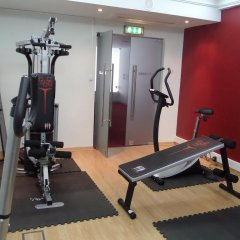 Hotel Mónaco фитнесс-зал фото 4