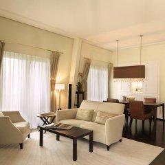 Отель The Dolder Grand 5* Люкс Делюкс с различными типами кроватей фото 2