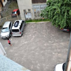 Wanted Hostel парковка