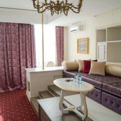 Аглая Кортъярд Отель 3* Люкс с различными типами кроватей фото 7