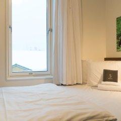 Отель Smarthotel Tromso 3* Стандартный номер с двуспальной кроватью