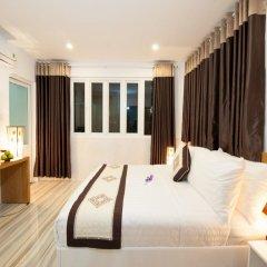 Acacia Saigon Hotel 3* Номер Делюкс с двуспальной кроватью