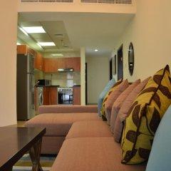 Al Waleed Palace Hotel Apartments-Al Barsha 3* Апартаменты с различными типами кроватей фото 8