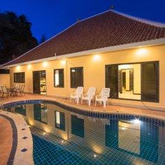 Отель Magic Villa Pattaya 4* Вилла Делюкс с различными типами кроватей фото 38